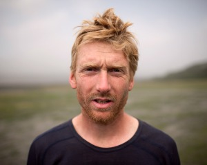 Alastair Humphreys, adventurer and explorer